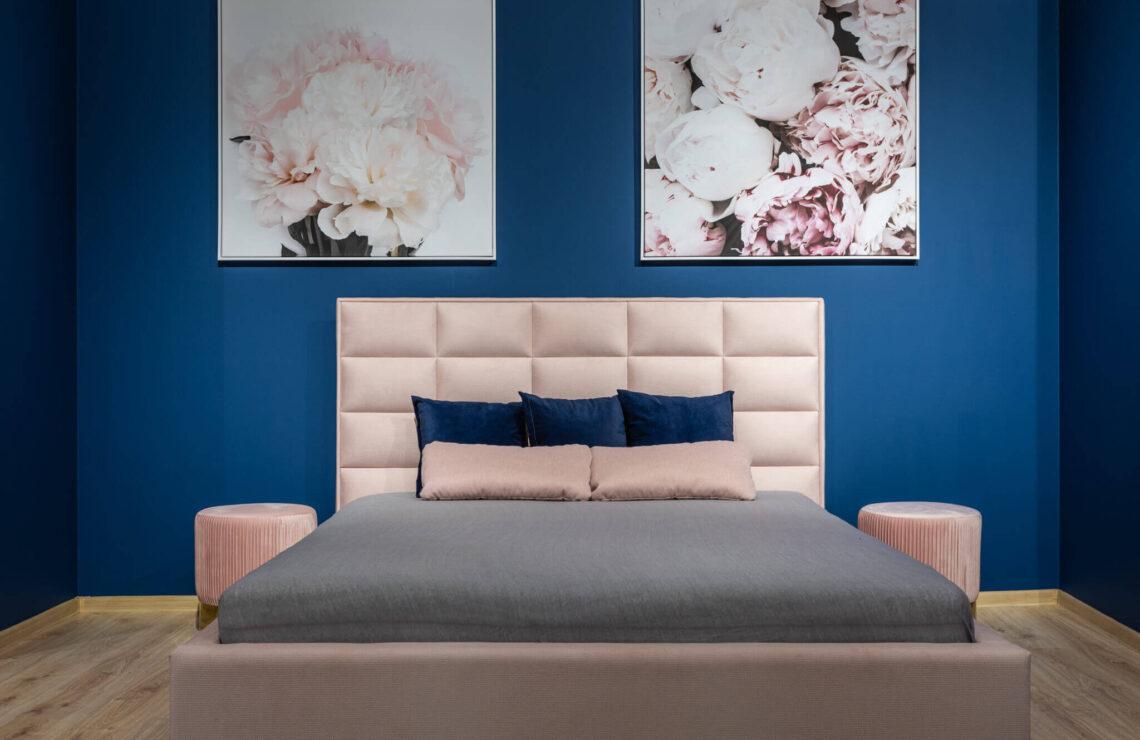 łóżko - Meble Adamski