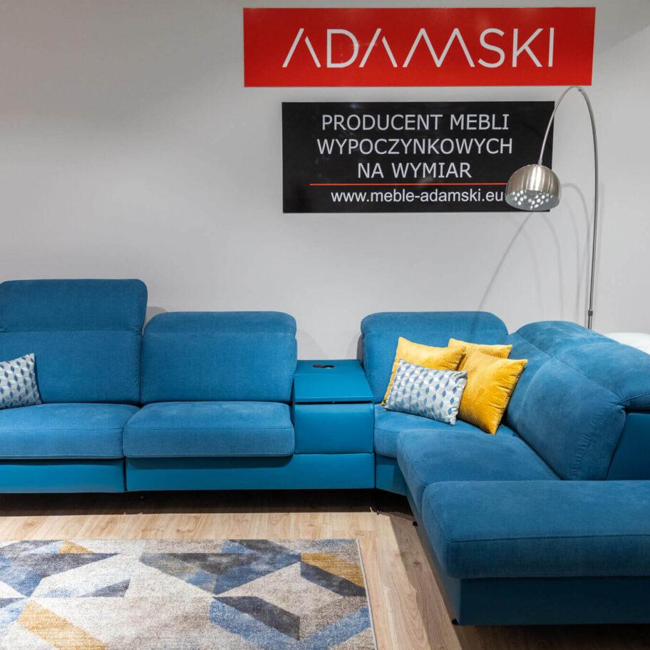 zestaw wypoczynkowy - Meble Adamski