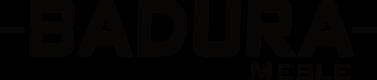 Badura meble logo - bw